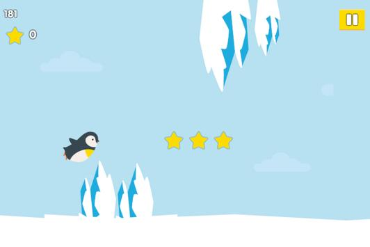 Pinguin flight screenshot 2