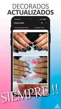 Pasion Nails Poster