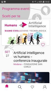 Modena Smart APP screenshot 1