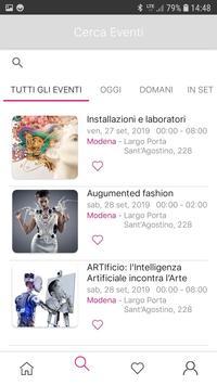 Modena Smart APP screenshot 2