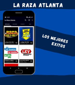 La Raza Atlanta screenshot 1