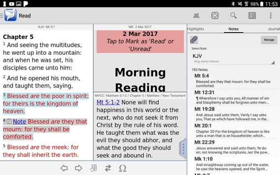 PocketBible screenshot 17