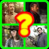 The Walking Dead Quiz icon