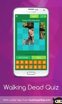 The Walking Dead Quiz screenshot 3