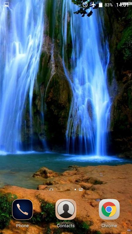 Waterfall 3d Live Wallpaper For Android Apk Download