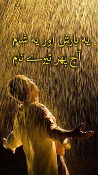 Urdu poetry on picture :Shayari photo editor screenshot 19