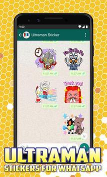 Ultraman Stickers for Whatsapp screenshot 7