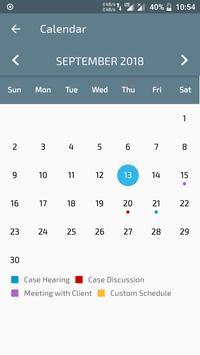 Lawyer Diary - FREE Advocate Diary & Handbook screenshot 6