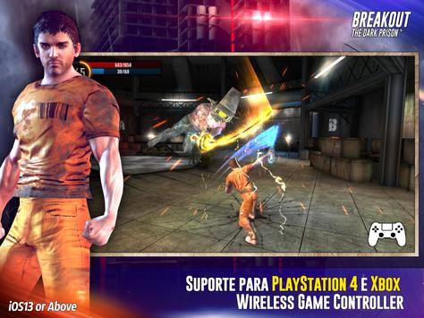 Cyber Prison 2077 Future Action Game against Virus screenshot 11