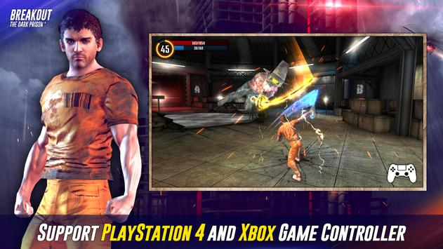 Cyber Prison 2077 Future Action Game against Virus screenshot 5