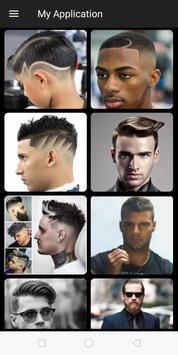 Latest Boys & Men HairStyles : 4K Hair Cuts 2019 screenshot 5
