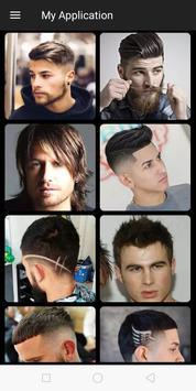 Latest Boys & Men HairStyles : 4K Hair Cuts 2019 screenshot 1