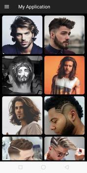 Latest Boys & Men HairStyles : 4K Hair Cuts 2019 screenshot 3