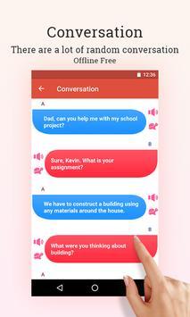 English Conversation Practise, Speaking Practice screenshot 5