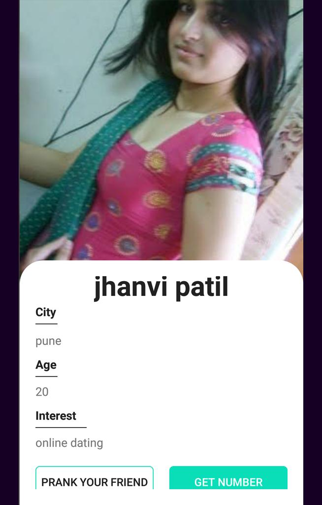 pune dating girl number