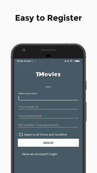 TMovie Old Tubemovi - Free latest movie streaming screenshot 2