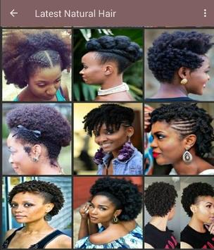 100+ African natural hairstyles collection screenshot 1