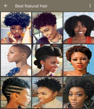 100+ African natural hairstyles collection screenshot 5