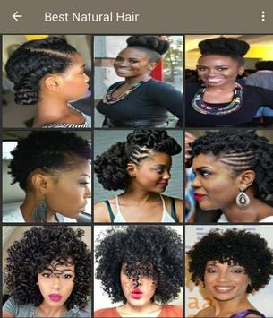 100+ African natural hairstyles collection screenshot 6