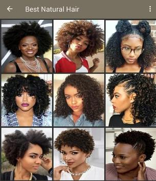 100+ African natural hairstyles collection screenshot 7