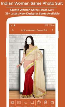 Women Saree Photo Suit : Royal Traditional Suit screenshot 2