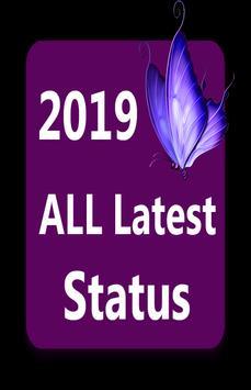 Best Latest Status 2019 poster
