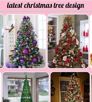 Christmas Tree Design poster