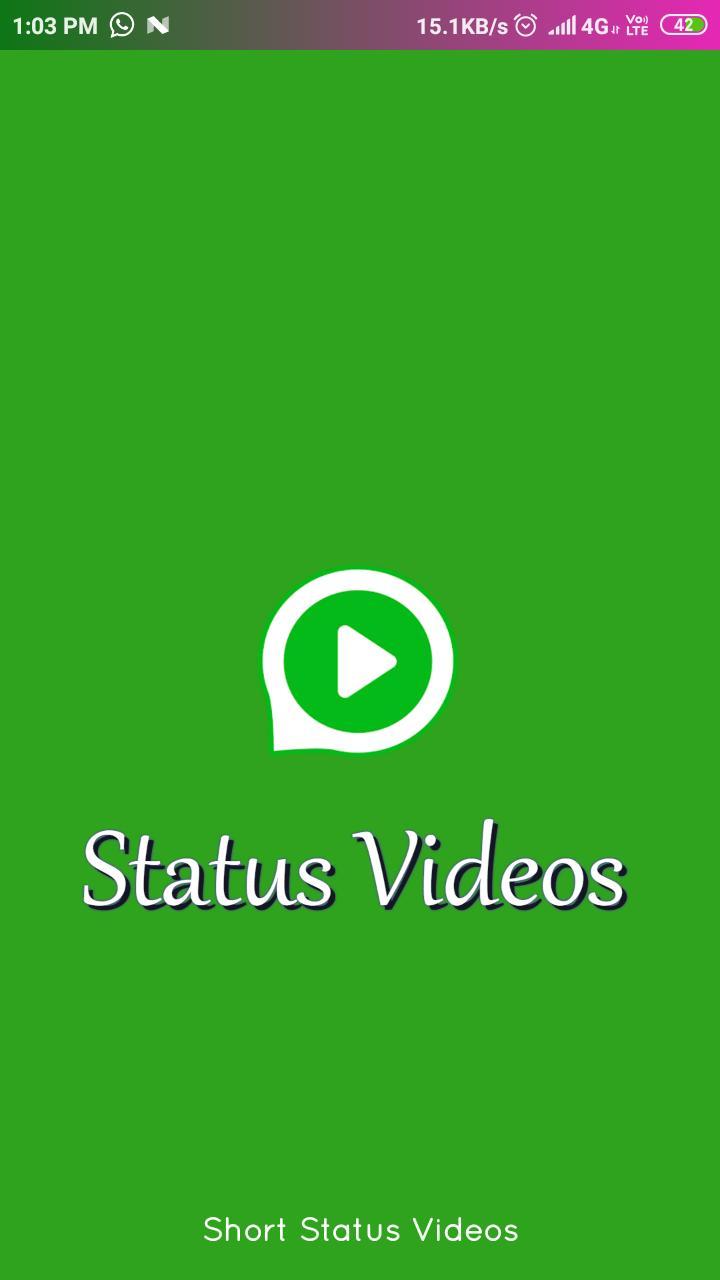 Latest Status Video For Tik Tok Whatsapp Status For