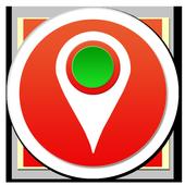 GPS Coordinates أيقونة