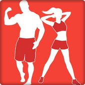home exercise without tools icon