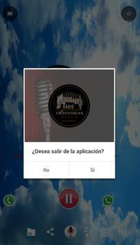 Radio Cristo Salva screenshot 1