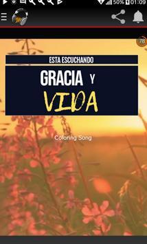 Radio Gracia Y Vida poster