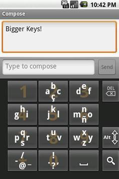 SlideType Keyboard poster