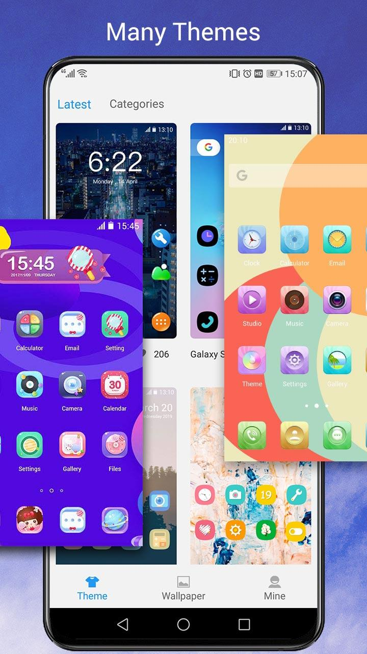 O Launcher 2020 APK 9.4 Download for Android – Download O ...
