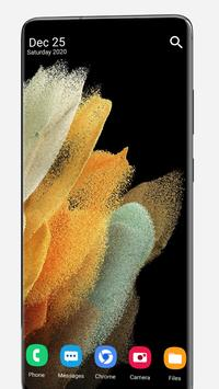 Galaxy S21 Ultra Launcher screenshot 7