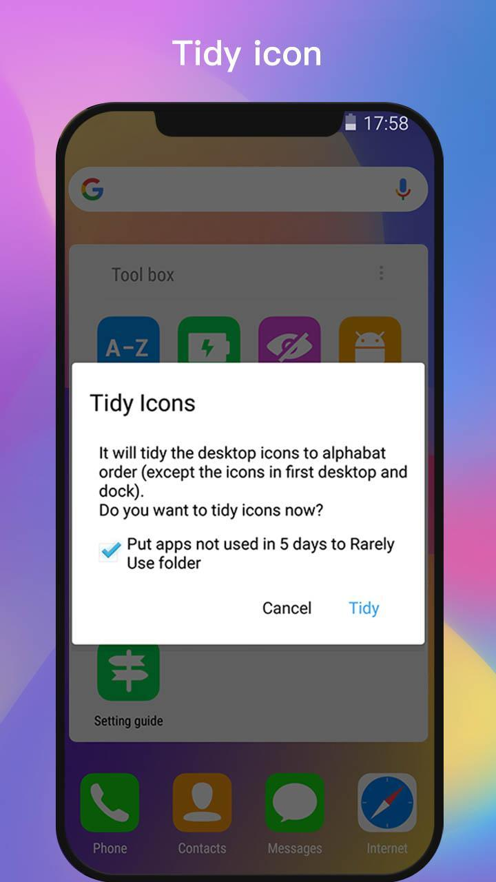 ii Launcher for Android - APK Download