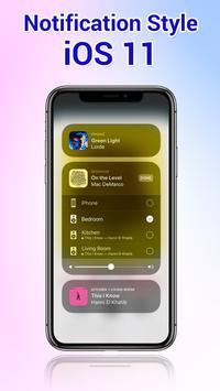 Phone X Launcher, OS 12 iLauncher & Control Center screenshot 2