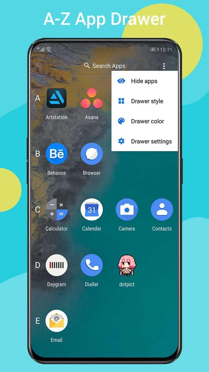 Q Launcher for Android - APK Download