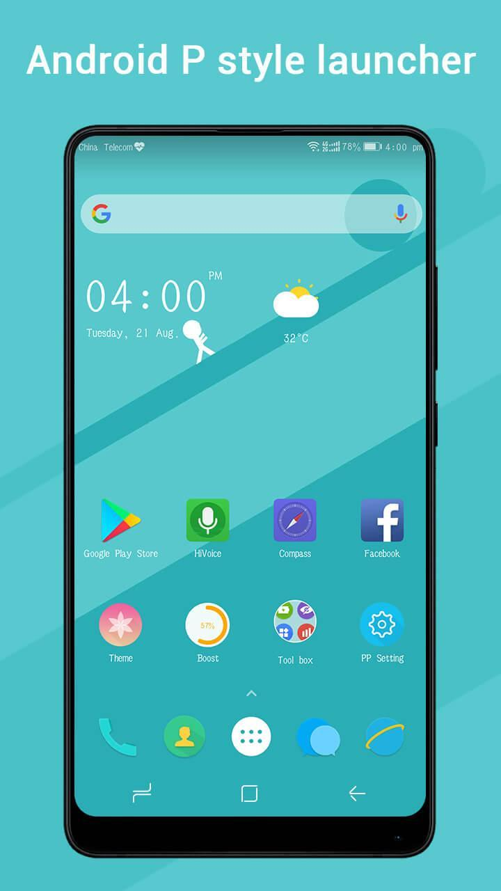 PP Launcher for Android - APK Download