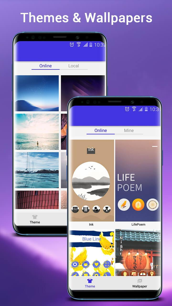 SO S10 Launcher for Galaxy S, S10/S9/S8 Theme for Android