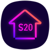 SO S20 Launcher for Galaxy S,S10/S9/S8 Theme иконка