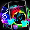 ikon Music Launcher Theme