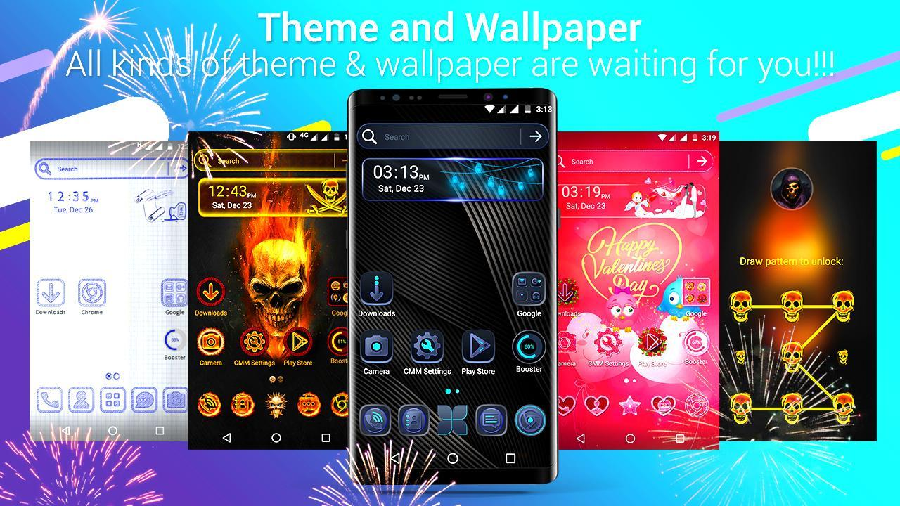 CMM Launcher for Android - APK Download