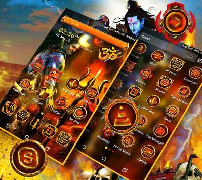 Lord Shiva Launcher Theme screenshot 2