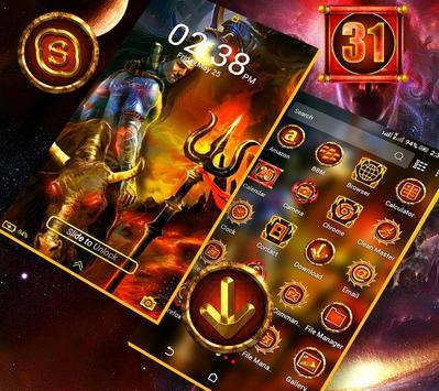 Lord Shiva Launcher Theme screenshot 5