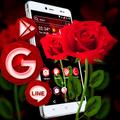 Rose Launcher Theme