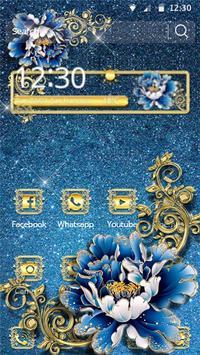 Luxury Flower Theme screenshot 4