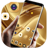 Gold Luxury Extravagant Business Theme 图标
