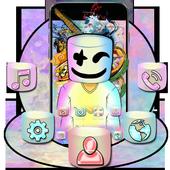 Electronic Music DJ Mellow Theme icon