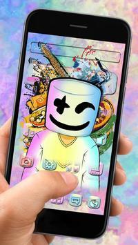 Electronic Music DJ Mellow Theme poster